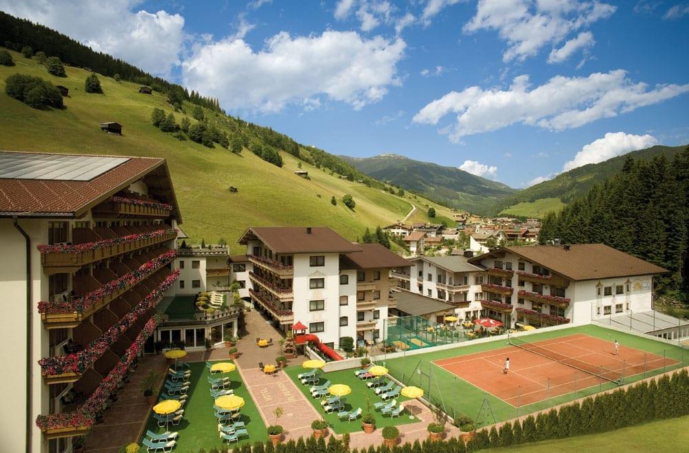 alpenhof gerlos sommer