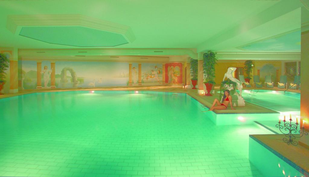 Alpenhof Gerlos Pool